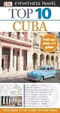Top 10 Cuba (DK Eyewitness Top 10 Travel Guides)