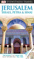 DK Eyewitness Travel Jerusalem, Israel, Petra & Sinai