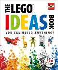 The LEGO Ideas Book: Unlock Your Imagination Cover