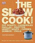 The Slow Cook Book Cover