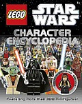 LEGO Star Wars Character Encyclopedia Cover