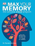 Max Your Memory: The Complete Visual Program Cover