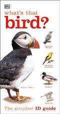 What's That Bird? Cover