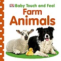 Baby Touch & Feel Farm Animals