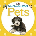 Pets (DK Touch and Feel) Cover