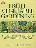 Fruit & Vegetable Gardening