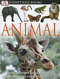 Animal (DK Eyewitness Books) Cover