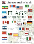 Flags of the World (DK Ultimate Sticker Books)