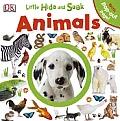 Little Hide & Seek Animals