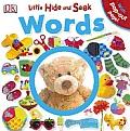 Little Hide & Seek Words