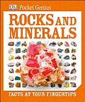 Pocket Genius: Rocks and Minerals: Facts at Your Fingertips (Pocket Genius)