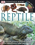 Reptile [With Clip-Art CD] (DK Eyewitness Books)