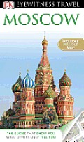 Dk Eyewitness Travel Moscow