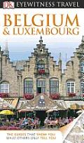 DK Eyewitness Travel Belgium and Luxembourg