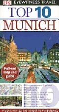 DK Eyewitness Travel Top 10 Munich