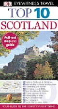 DK Eyewitness Travel Top 10 Scotland