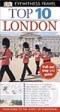 Top 10 London (DK Eyewitness Top 10 Travel Guides)