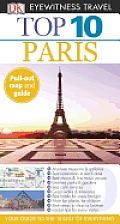 Top 10 Paris (DK Eyewitness Top 10 Travel Guides)