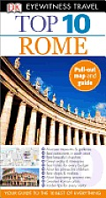 Rome, Top 10 Eyewitness Travel Guides (13 Edition)