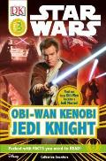 DK Readers: Star Wars: Obi-WAN Kenobi, Jedi Knight (DK Reader - Level 3) Cover