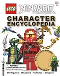 Lego Ninjago: Character Encyclopedia Cover