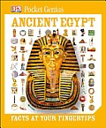 Pocket Genius: Ancient Egypt (Pocket Genius)