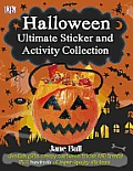 Ultimate Sticker and Activity Collection: Halloween Cover