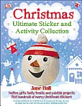 Ultimate Sticker and Activity Collection: Christmas Cover