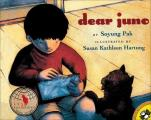 Dear Juno (Picture Puffin Books) Cover
