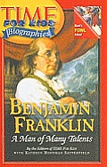 Benjamin Franklin: A Man of Many Talents (Time for Kids Biographies) Cover