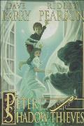 Starcatchers #02: Peter and the Shadow Thieves Cover