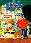 Jigsaw Jones Mysteries #32: The Case of the Groaning Ghost Cover