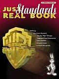 Just Real Books Series||||Just Standards Real Book