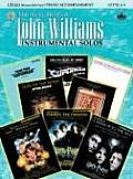 The Very Best of John Williams: Instrumental Solos: Level 2-3