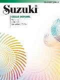 Suzuki Cello School||||Suzuki Cello School, Vol 4