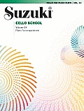Suzuki Cello School, Vol 10: Cello Part