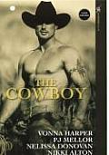 The Cowboy (Redefining the Word Hot... Aphrodisia) Cover