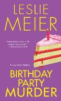 Birthday Party Murder (Lucy Stone Mysteries) Cover