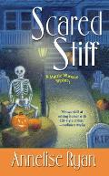 Scared Stiff (Mattie Winston Mysteries) Cover