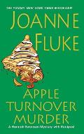 Apple Turnover Murder - Signed Edition