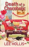 Death of a Chocoholic (Hayley Powell Food and Cocktails Mysteries)