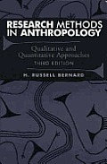 Research Methods in Anthro 3ed