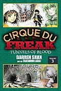 Cirque Du Freak Manga 03