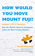 How Would You Move Mount Fuji: Microsoft's Cult of the Puzzle