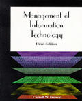 Management of Information Technology 3RD Edition