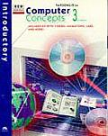 New Perspectives on Computer Concepts: -Brief, Introductory, and Comprehensive with CDROM