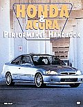 Honda and Acura Performance Handbook (Mbi Publishing Company Powertech Series) Cover