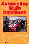 Automotive Math Handbook (00 Edition) Cover