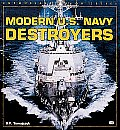 Modern U.S. Navy Destroyers (Enthusiast Color)