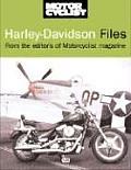 Motorcyclist's Harley-Davidson Files